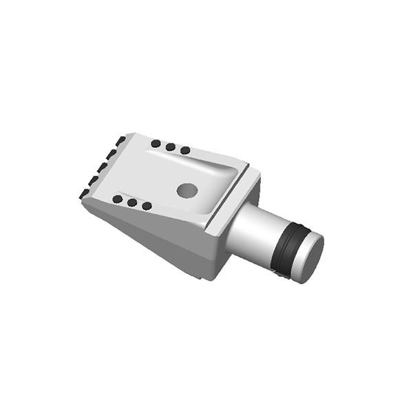 旋挖钻配件 FZ72 旋挖截齿用于连续墙、螺旋钻、捞沙斗、筒钻