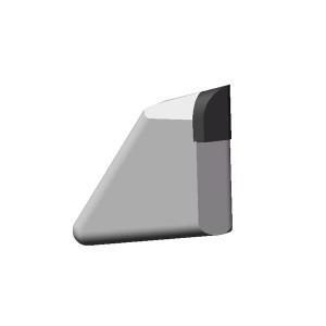 旋挖钻配件焊接齿 DT87(OEM)用于螺旋钻、捞沙斗、筒钻