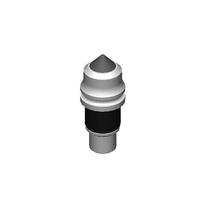 旋挖钻配件F-B47K22H 旋挖截齿用于连续墙、螺旋钻、螺旋钻、捞沙斗、筒钻