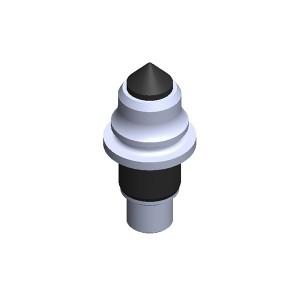 旋挖钻配件 B47K30-60-H 旋挖截齿用于连续墙、螺旋钻、捞沙斗、筒钻