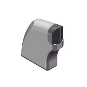 挖沟机配件DT50挖沟齿用于链式挖沟机